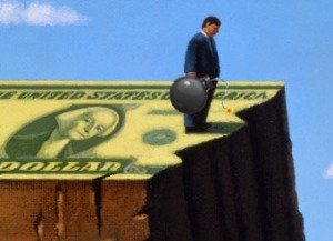 The Real Fiscal Cliff? Austerity.