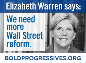 warren wall street reform