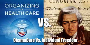 "Typical conservative framing: health care reform as death of ""freedom"""