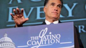 Mitt Romney Latinos