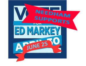 Needham Supports Ed Markey