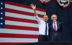 Barack Obama, Ed Markey