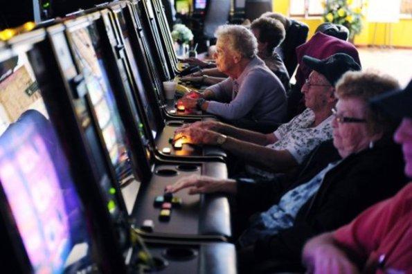 seniors at slots