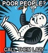 poorarelazy